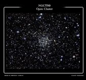 NGC7789 - Open Cluster in Cassiopeia